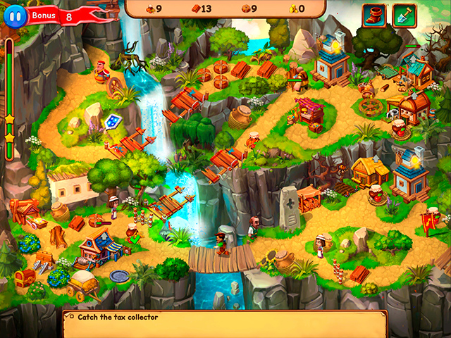 Robin Hood: Winds of Freedom Collector's Edition - Screenshot