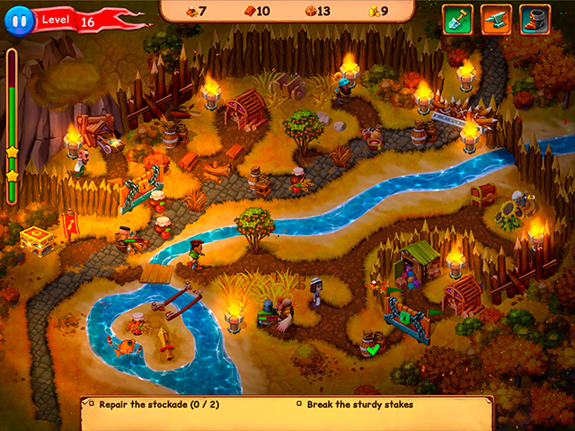 Robin Hood: Winds of Freedom - Screenshot