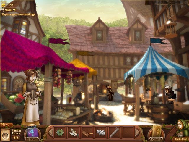 Robin's Quest: A Legend Born > iPad, iPhone, Android, Mac