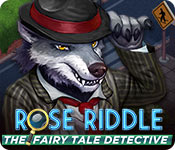 Rose Riddle: The Fairy Tale Detective