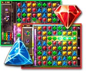 software match 3 casual games  Royal Gems