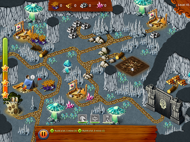 Royal Roads Collector's Edition - Screenshot