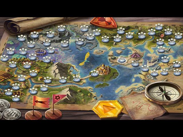 Royal Roads: The Magic Box Collector's Edition - Screenshot