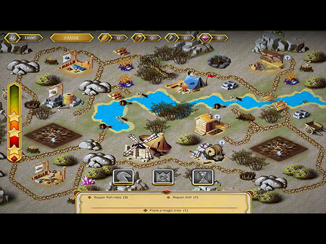 Royal Roads: The Magic Box - Screenshot