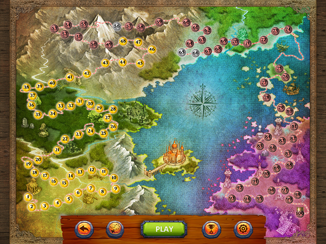 Royal Roads - Screenshot