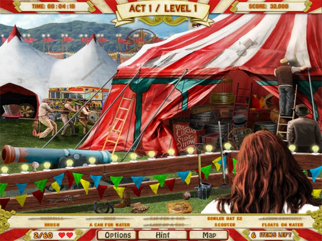 Runaway With The Circus > iPad, iPhone, Android, Mac & PC