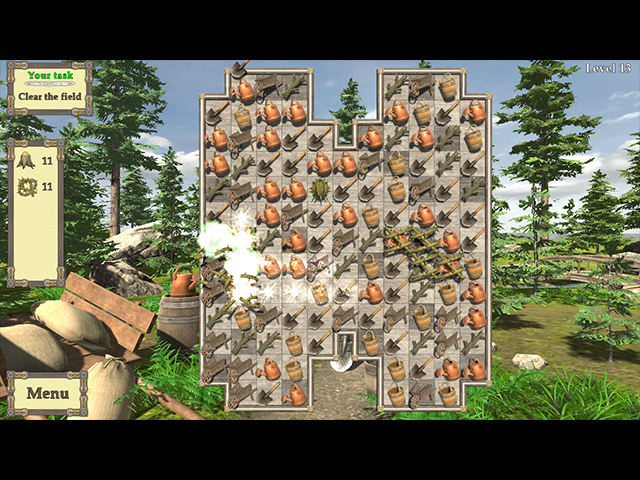 Rune Stones Quest 3 - Screenshot