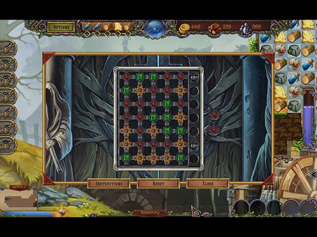 Runefall 2 - Screenshot