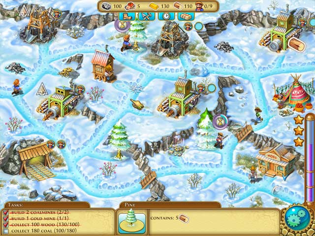 rush for gold alaska ipad iphone android mac pc