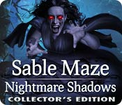 Sable Maze: Nightmare Shadows Collector's Edition