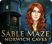 Sable Maze: Norwich Caves Walkthrough