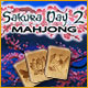 Sakura Day 2 Mahjong game