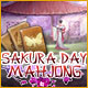 Sakura Day Mahjong game