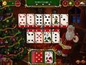 圣诞老人与#039;s圣诞纸牌