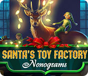 Santa's Toy Factory: Nonograms