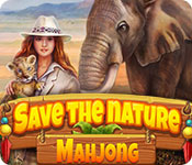 Save the Nature: Mahjong