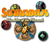 Scarabeus Marbles of the Pharaoh