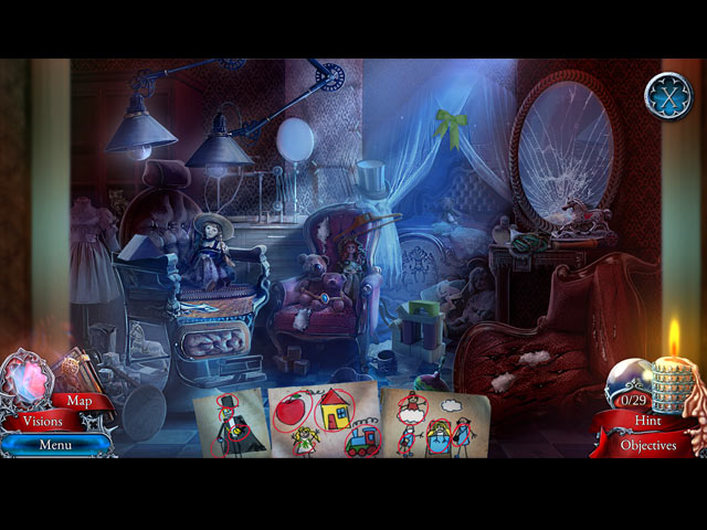 Scarlett Mysteries: Cursed Child screen2