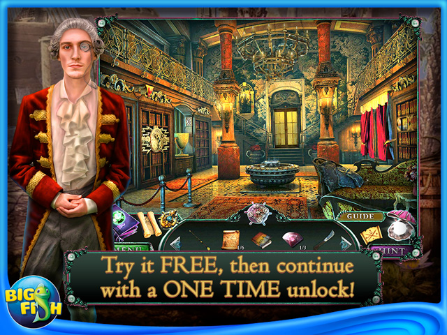 Screenshot for Sea of Lies: Mutiny of the Heart Collector's Edition
