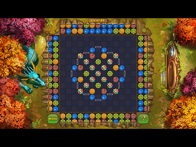 Season Marbles: Autumn - Screenshot