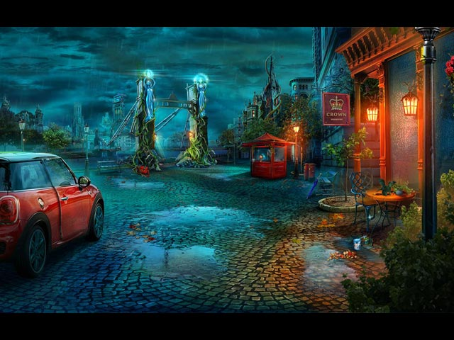 Secret City 1: London Calling Screen1