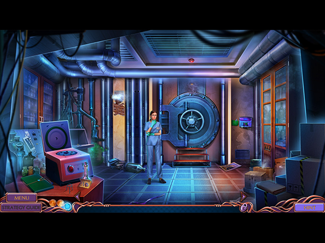 Secret City: Mysterious Collection Collector's Edition - Screenshot