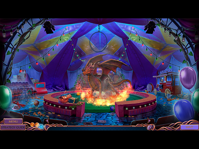 Secret City: Sacred Fire Collector's Edition - Screenshot