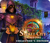 Secret City: Sacred Fire Collector's Edition
