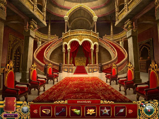 Secret of the Royal Throne > iPad, iPhone, Android, Mac