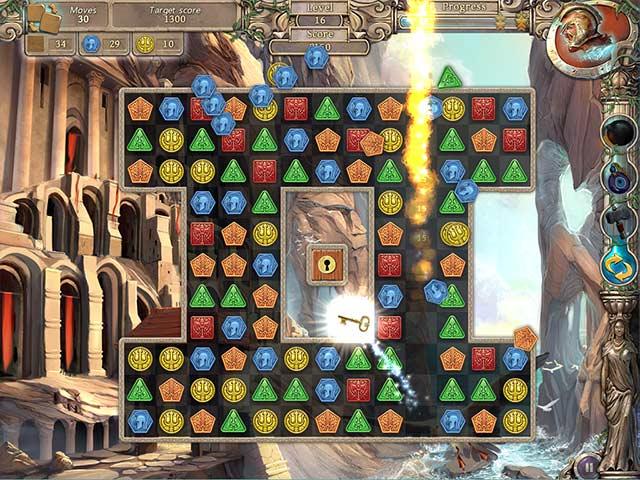 Secrets Of Olympus 2 Gods Among Us IPad IPhone Android Mac