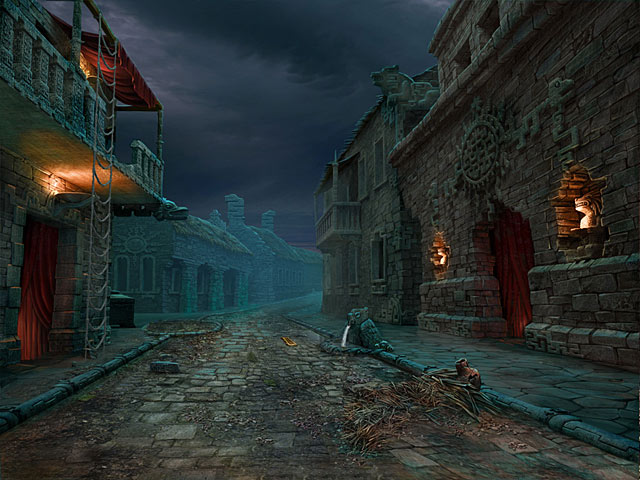 Video for Secrets of the Dark: Temple of Night