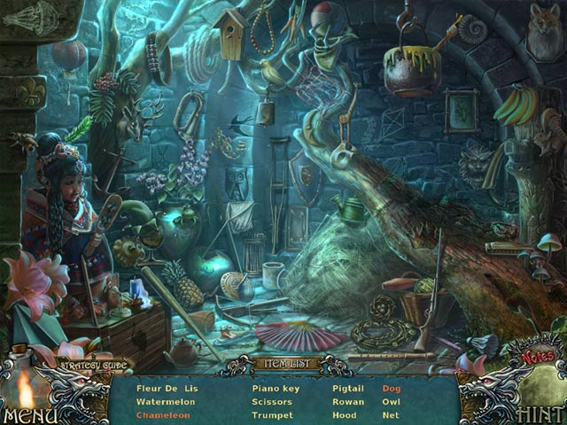 Shadow wolf mysteries cursed wedding collector 39 s edition for Free big fish hidden object games