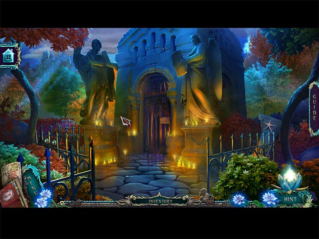 Shiver the lily 39 s requiem collector 39 s edition ipad for Shivers fish house