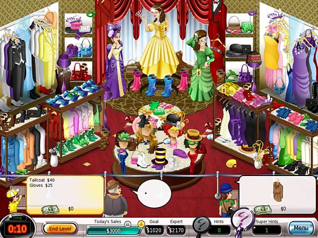 Shopping games play free online