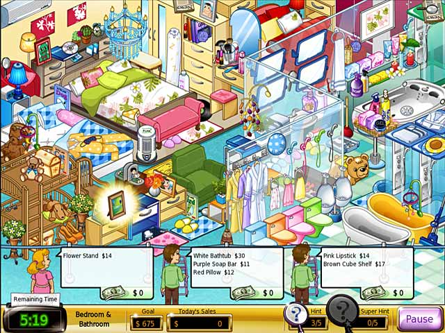 Shop-n-Spree > iPad, iPhone, Android, Mac & PC Game | Big Fish