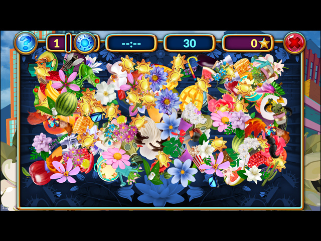 Shopping Clutter 8: from Gloom to Bloom - Screenshot