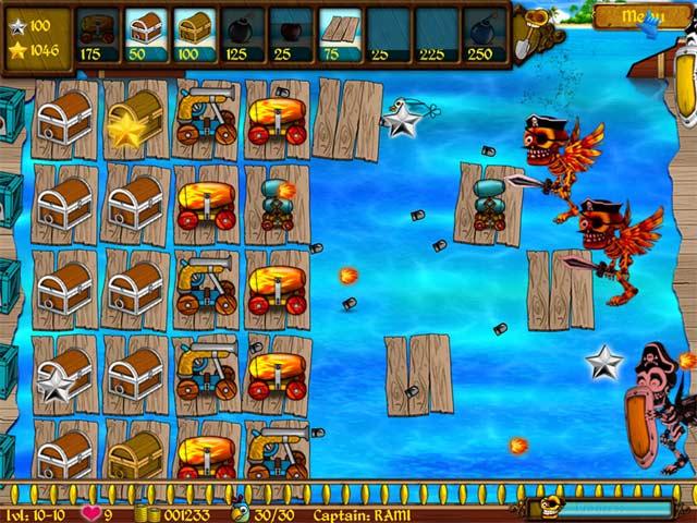 Skeleton Pirates > iPad, iPhone, Android, Mac & PC Game   Big Fish