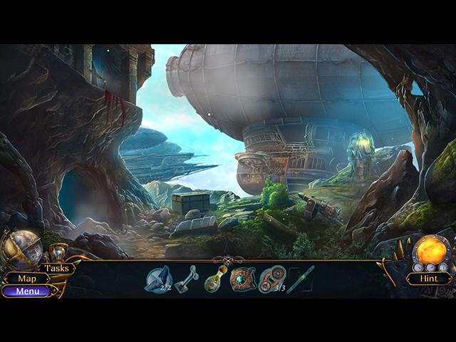 Skyland: Heart of the Mountain - Screenshot