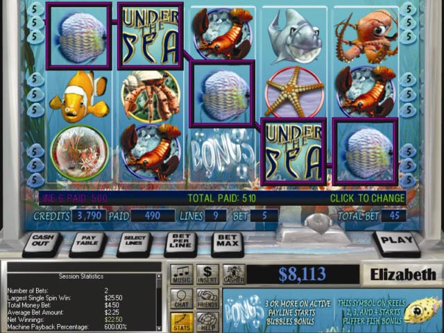 Video for Slot Quest: Under the Sea