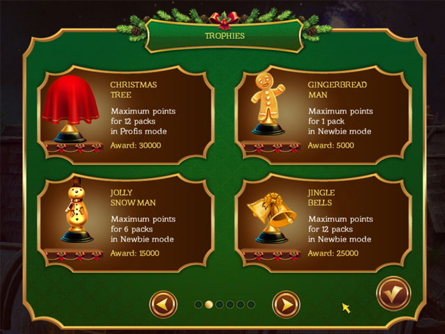 game system requirements - Solitaire Christmas