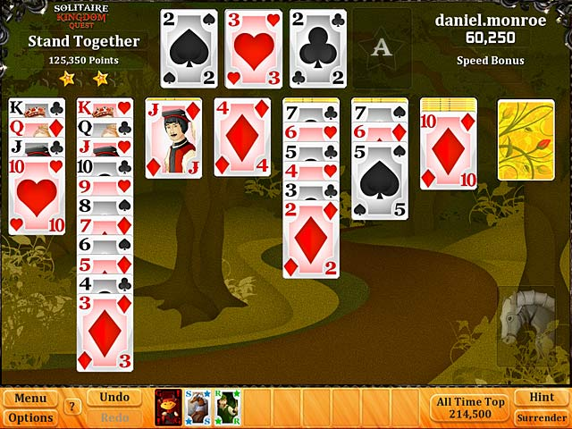 Video for Solitaire Kingdom Quest