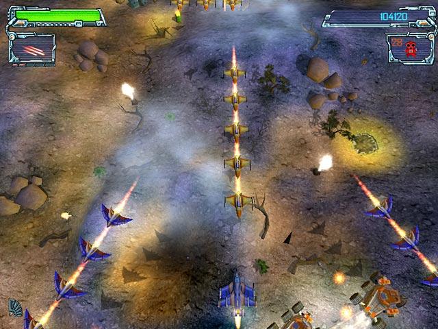 Space Strike > iPad, iPhone, Android, Mac & PC Game | Big Fish