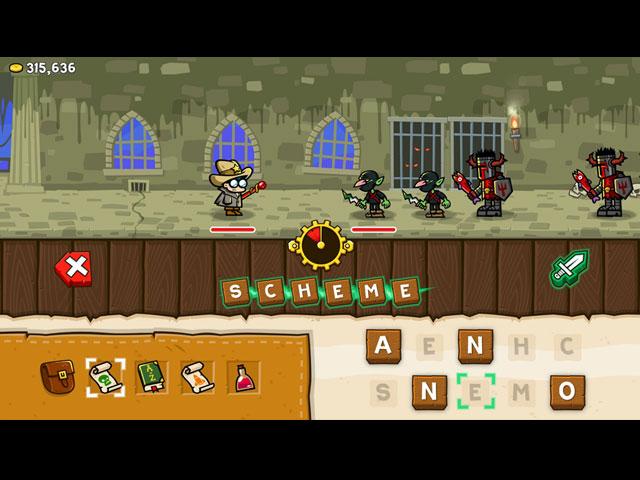 Spellspire - Screenshot