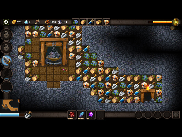 SpelunKing: The Mine Match - Screenshot 3