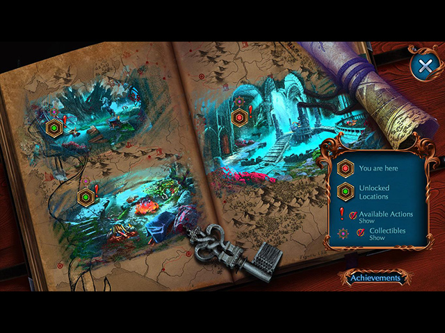 Spirit Legends: The Aeon Heart Collector's Edition - Screenshot