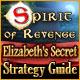 Spirit of Revenge: Elizabeth's Secret Strategy Guide