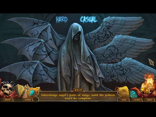 Spirits of Mystery: The Last Fire Queen - Screenshot 3