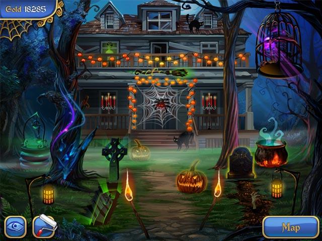 Video for Spooky Bonus