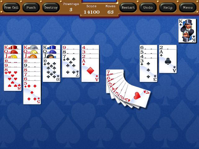 Video for Spyde Solitaire