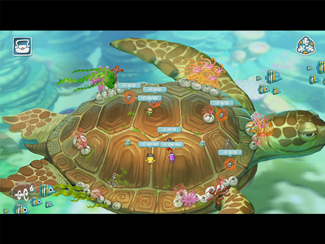 Squids Odyssey - Screenshot